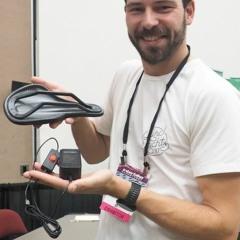 A bike saddle that molds to your bottom: Reform Saddle's Blake Startup