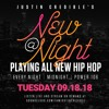 """Justin Credible's """"New At Night"""" 9.18.18 [LISTEN]"""