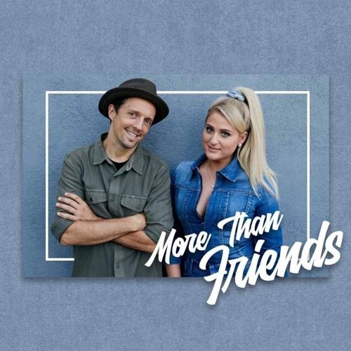 Download Lagu Jason Mraz feat. Meghan Trainor - More Than Friends (feat. Meghan Trainor) Acapella FREE