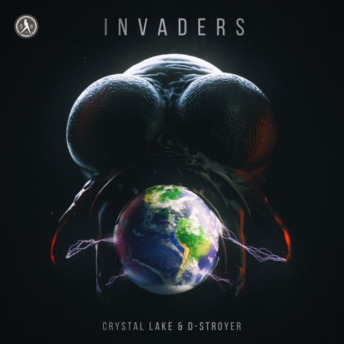 Crystal Lake & D-Stroyer - Invaders