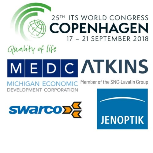 Talking Transport from the ITS World Congress Friday sponsored by MEDC Jenoptik Atkins SWARCO