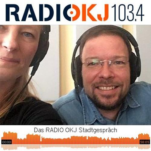 RADIO OKJ Stadtgespräch vom 19.09.2018 mit Jenas Oberbürgermeister Dr. Thomas Nitzsche