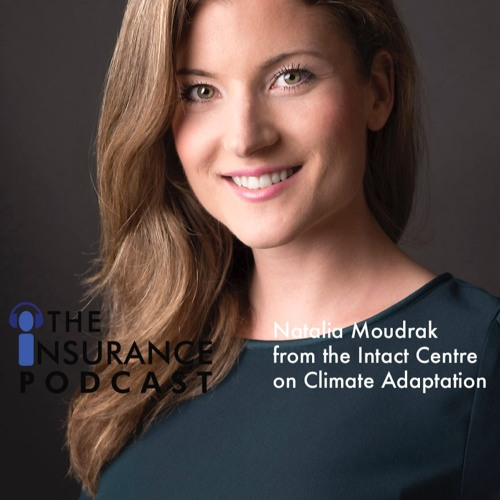 Natalia Moudrak talks about climate adaptation