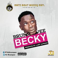 BECKY - BRUNO PEE