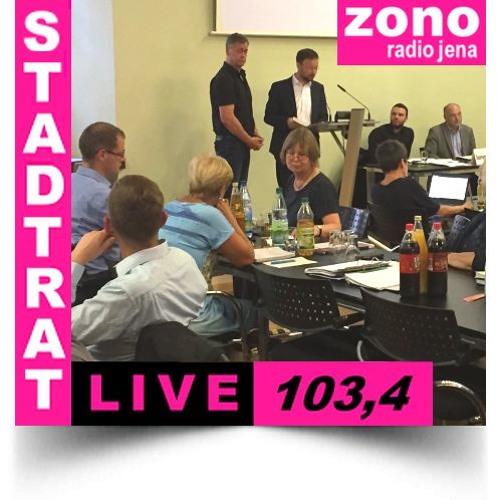 Hörfunkliveübertragung (Teil 2) der 47. Sitzung des Stadtrates der Stadt Jena am 19.09.2018