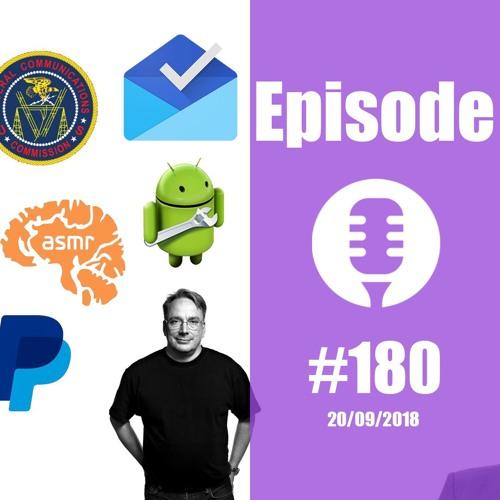 #180: D'apple à SpaceX en passant par Linus Torvalds, l'ASMR, Bob Lutz, etc...