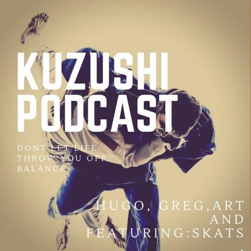 Episode 33 - Kroyler Gracie by The Kuzushi Podcast   Free Listening