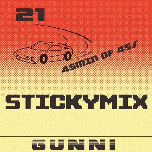 Stickymix 21 - Gunni