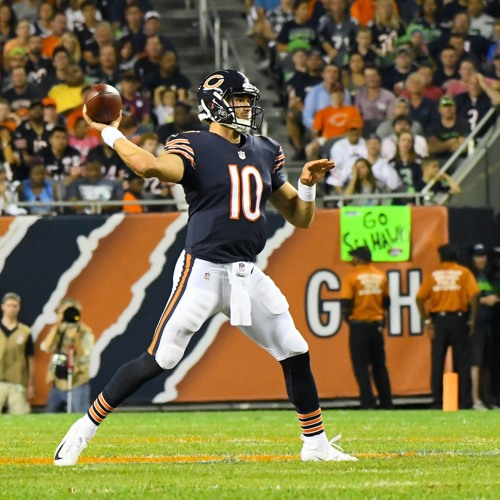 The Athletic Bears Podcast - Trubisky vs. Mahomes and a Cardinals preview