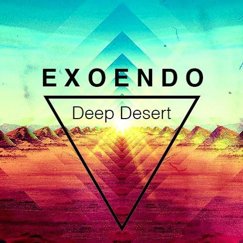 EXOENDO - Deep Desert >>> Opulent Temple, Burning Man 2018