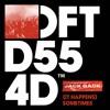 Jack Back '(It Happens) Sometimes' (Extended Mix) Portada del disco