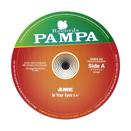 &ME - In Your Eyes (PAMPA032)
