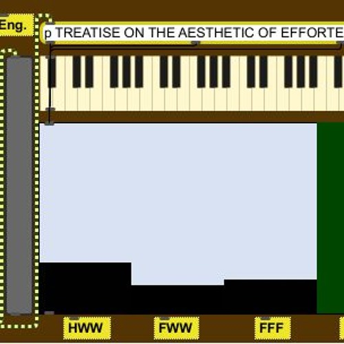 A Treatise on the Æsthetic of Efforte