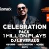 Celebration Pack 1 Million Plays