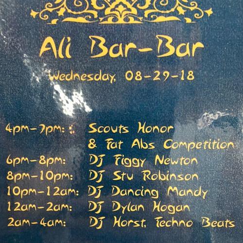 Wednesday Night Ali Bar-Bar Marathon Set