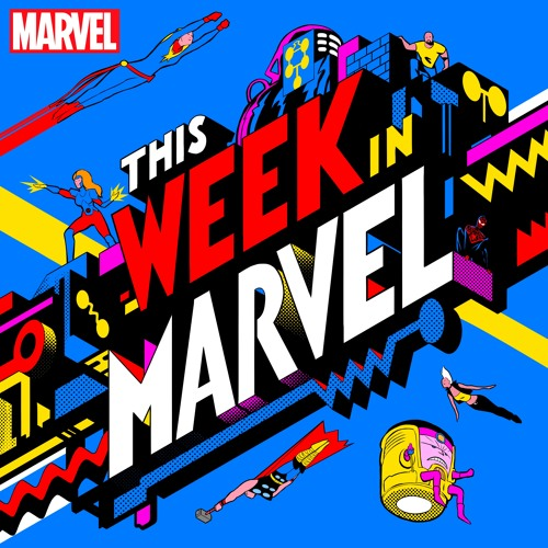 #360 – Voicing Tippy-Toe and Lockjaw in 'Marvel Rising'