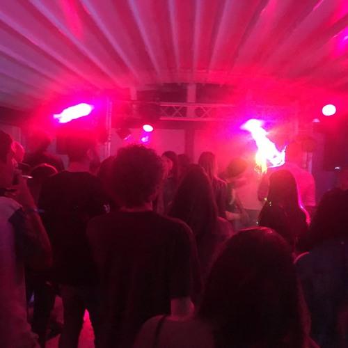21.09.18 - Edouard Von Shaeke @ Vinyl Club - Saint Denis - RE
