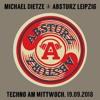 Michael Dietze @ Absturz Leipzig, 19.09.2018