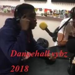 Mix Dancehall Lokal Vybz 2018 - By  DJ Phemix