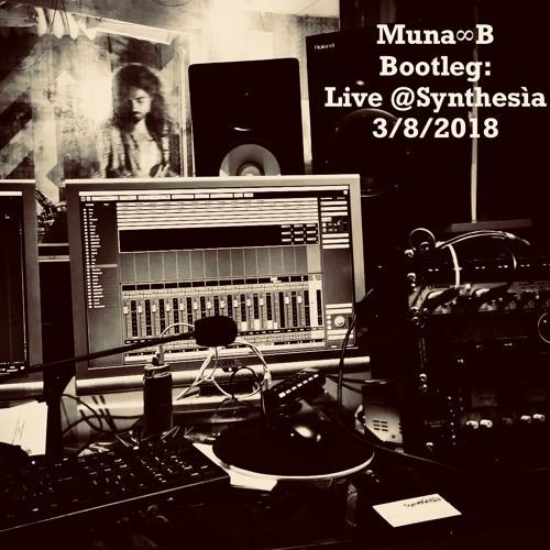 3/8/2018 Live @Synthesìa (Bootleg)