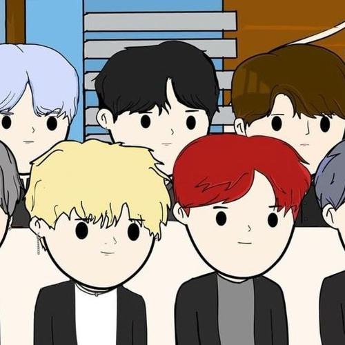 BTS- GO GO (AZWZ REMIX) by Mewsik Furrever! playlists on