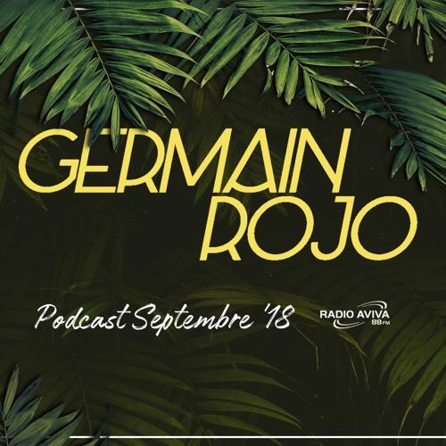 ELECTROMIX - GERMAIN ROJO - Septembre 2018 Radio Aviva