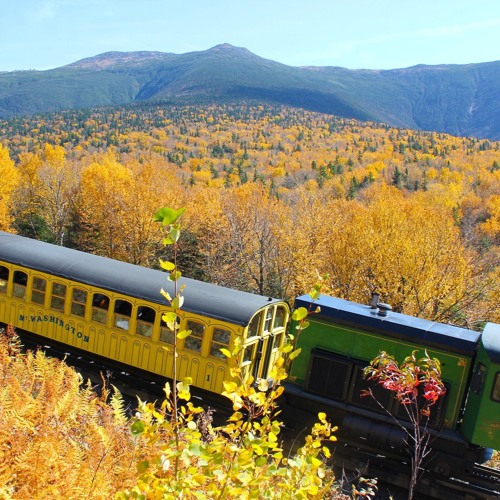 Mount Washington Cog Railway Biodiesel Brakeman Narration