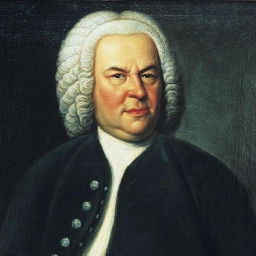 Johann Sebastian Bach - Herr Christ, der einig Gotts Sohn BWV 601