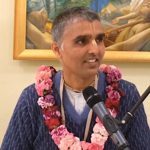 Śrīmad Bhāgavatam class on Wed 19th Sep 2018 by Sukadeva Dāsa 4.14.4