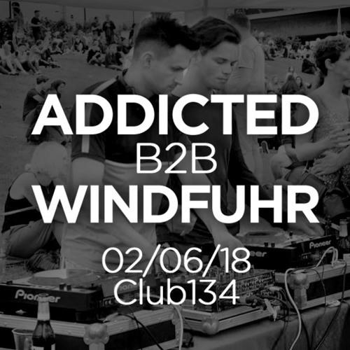 ADDCTD & WINDFUHR ★ Club134 - Live DJ Set (Techno)