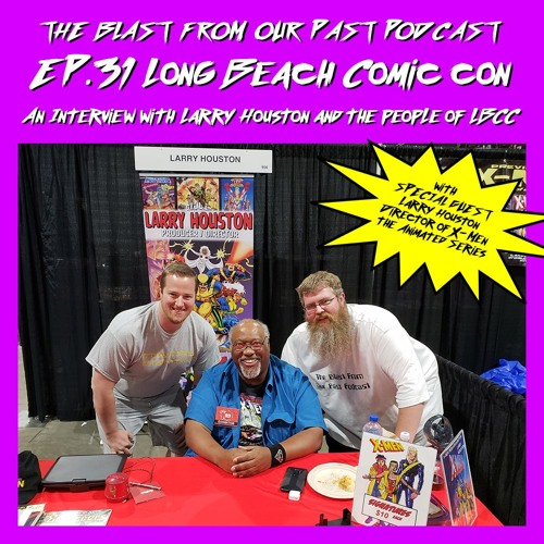 Episode 31: Larry Houston/LBCC Live