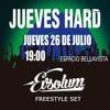 Evsolum @ Espacio Bellavista (26-07-18) [Freestyle 150 Bpm Mix]
