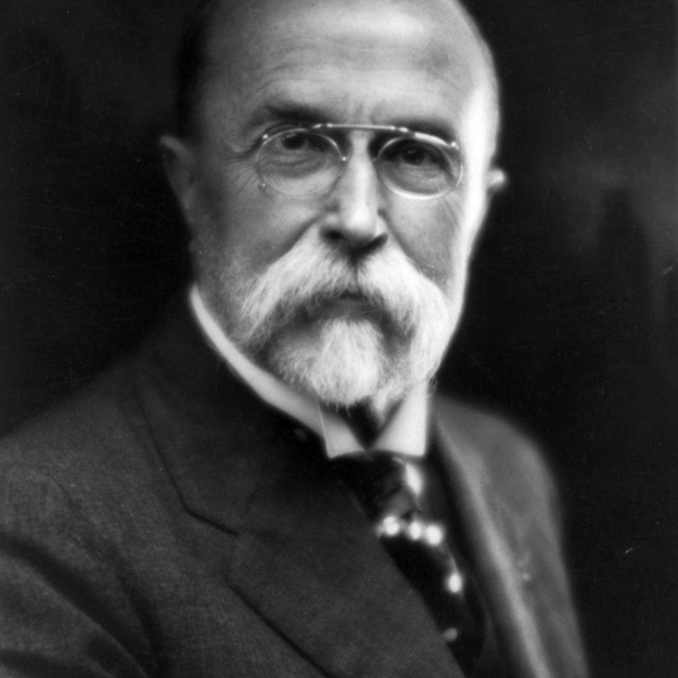 77. Podcast Mužom.sk: #11 Tomáš Garrigue Masaryk - prezident, filozof...