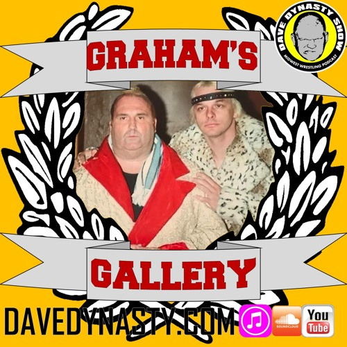 EP103 (Graham's Gallery: Dr Jerry Graham Sr)