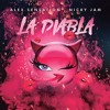 Alex Sensation, Nicky Jam - La Diabla  Acapella +  Instrumental FREE Portada del disco