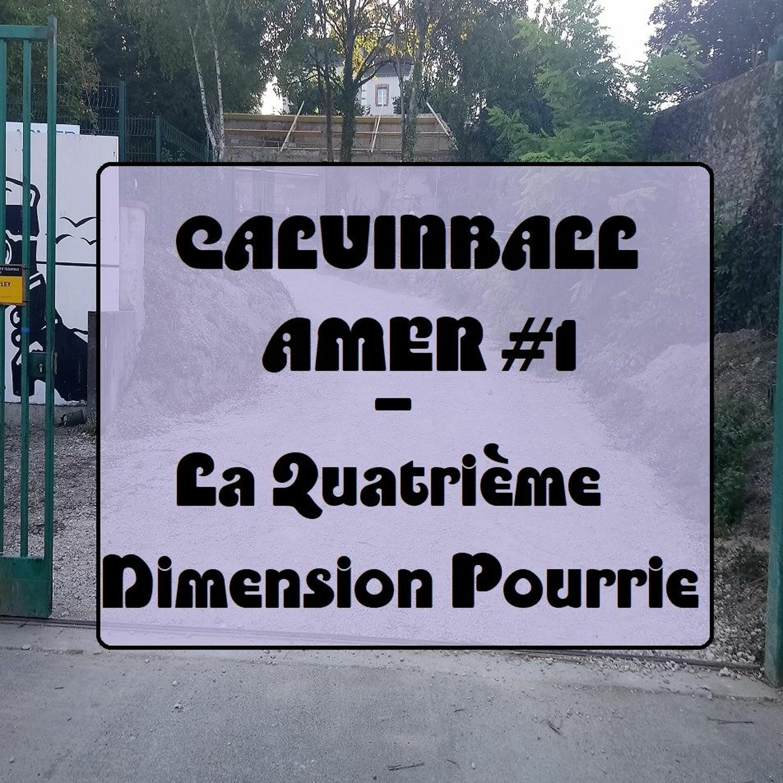 Calvinball Amer #1