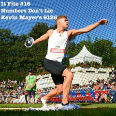 It Fitz #16 - Numbers Don't Lie - Kevin Mayer's WR By The Numbers - Feat. Mat Clark