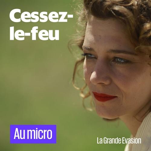 Au micro : Jérôme Lemonnier | Cessez-le-feu