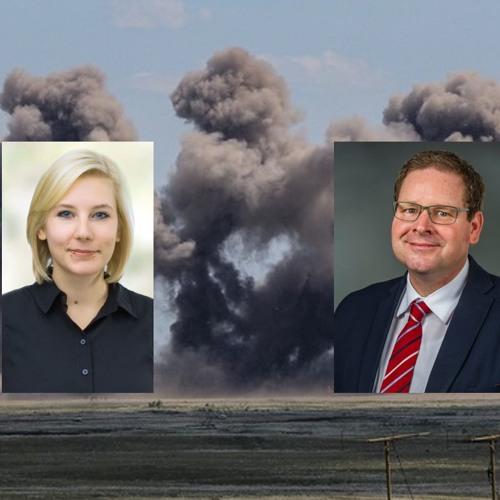 Moorbrand: Abgeordnete sauer auf die Bundeswehr