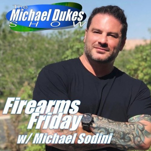 Firearms Friday // 9 - 21 - 18 // Mental Health and Guns with Michael Sodini