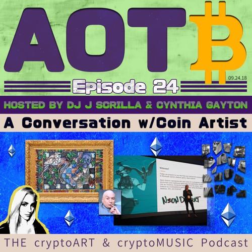 Episode 24   A Conversation w/ Coin Artist of Neon District