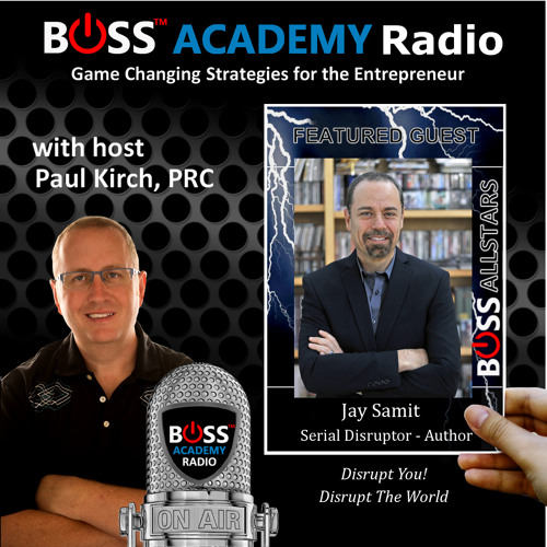 196 - Jay Samit - How Blockchain Is Disrupting Business Today