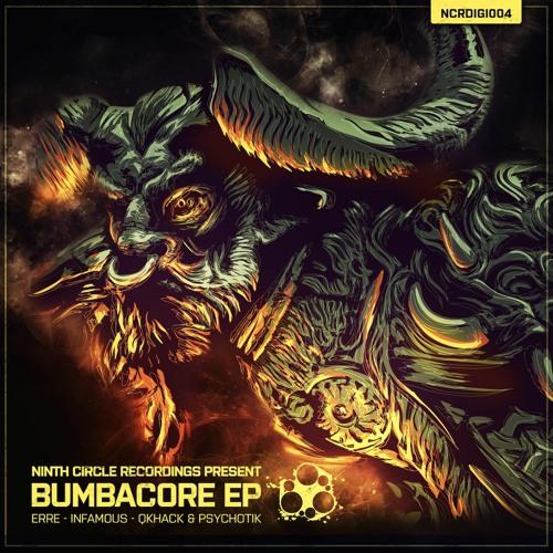 VA - BUMBACORE (NINTH CIRCLE) (EP) 2018