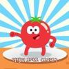 A stylish tomato korean nursery rhyme / park tedi