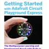 Mike Barela - author of Getting Started with Adafruit Circuit Playground Express