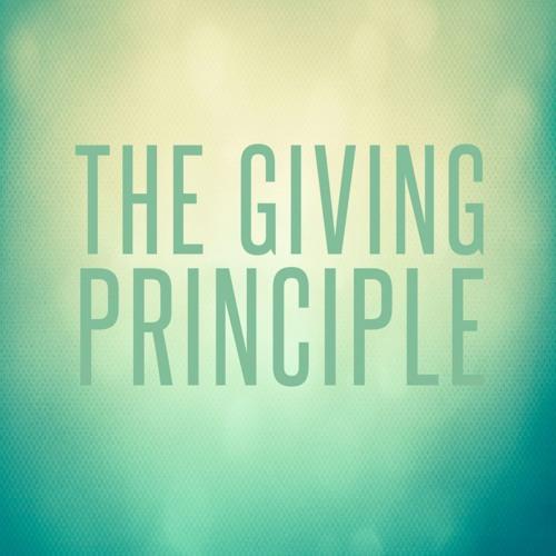The Giving Principle