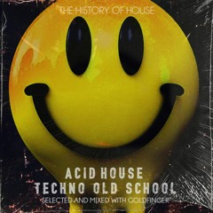 THE HISTORY OF HOUSE ACID 1 GOLDFINGER 1988/91