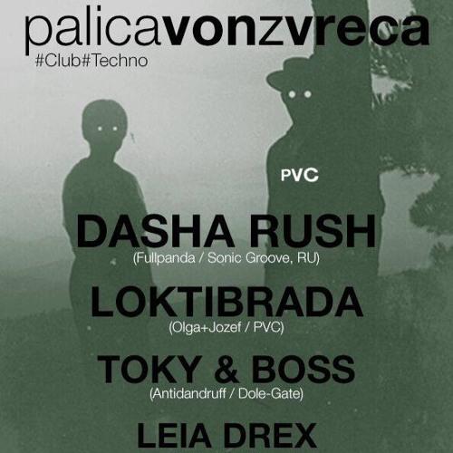 Leia Drex At PVC With Dasha Rush /4/5/18 Subclub
