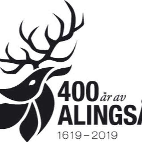 Invigningen av Alingsås 400 år