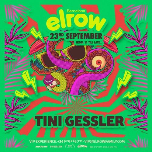 Tini Gessler Elrow Barcelona